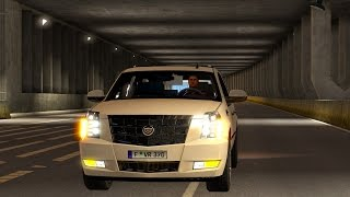 Cadillac Escalade ETS2 (Euro Truck Simulator 2)