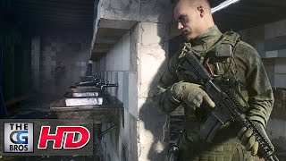 "CGI 3D Animated Trailers HD: ""Escape From Tarkov / CG Cinematic"" - by MAIN ROAD