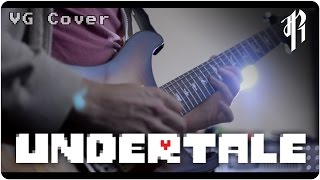 getlinkyoutube.com-Undertale: Heartache (Toriel Battle) - Metal Cover || RichaadEB