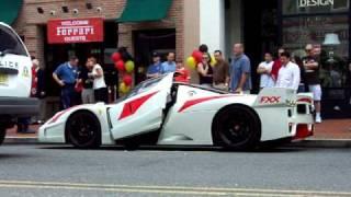 getlinkyoutube.com-Ferrari FXX Start-up