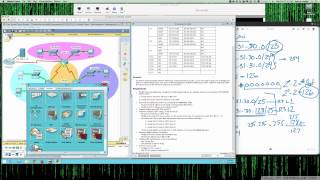 Fall 2014 - CSI257-8xx (Week #7 - 10132014) - Packet Tracer 9.3.1.4 Tutorial