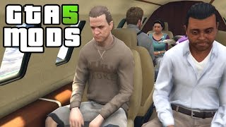 getlinkyoutube.com-GTA 5 PC MODS - Los Santos Airlines V2.0