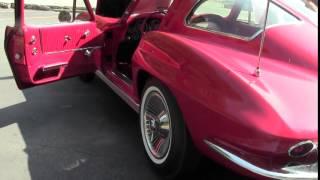 getlinkyoutube.com-1963 Corvette Split Window Coupe