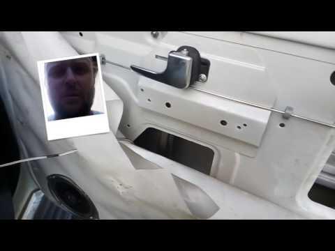 Чиним механизм открывания дверей на УАЗ Патриот 2016