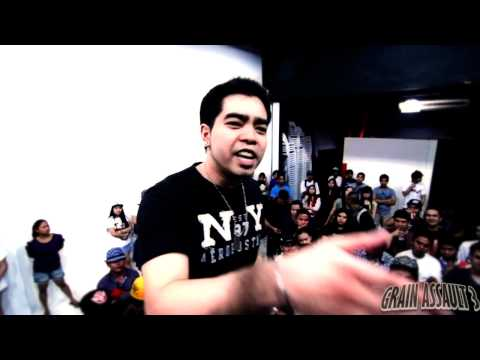 FlipTop - Ice Rocks vs One3D