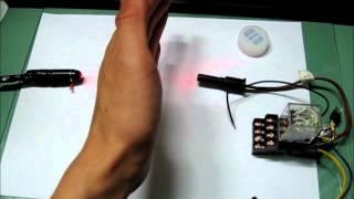 getlinkyoutube.com-laser alarm circuit made of junk components