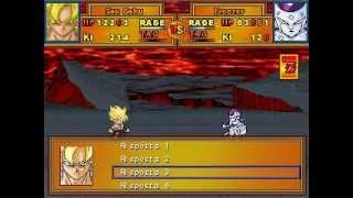 getlinkyoutube.com-Goku vs Frieza - Dragon Ball : Ultimate ShowDown  - Free PC Game -