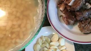 getlinkyoutube.com-طريقة عمل الفاصوليا اليابسه من مطبخ رنا