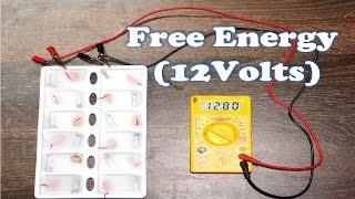 getlinkyoutube.com-Free Energy Generator Homemade Easy | DIY