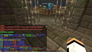 getlinkyoutube.com-Server Minecraft Pirata 1.7.2 (Prison Break, Creative, Minigames, PvP, Survival)