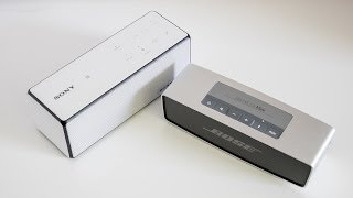getlinkyoutube.com-Sony SRS-X3 vs. Bose Soundlink Mini - Part II