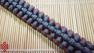 getlinkyoutube.com-How to Make the Traitor Knot Paracord Bracelet Tutorial
