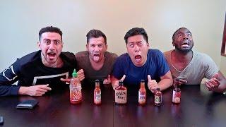 getlinkyoutube.com-CRAZY $500 HOT SAUCE CHALLENGE!!!