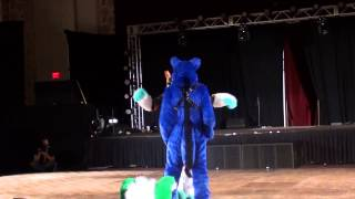 getlinkyoutube.com-Texas Furry Fiesta Dance Competition 2015 - Hogwash
