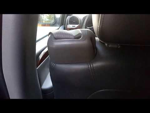 GMC ENVOY, Chevrolet Trailblazer, обзор, часть 6