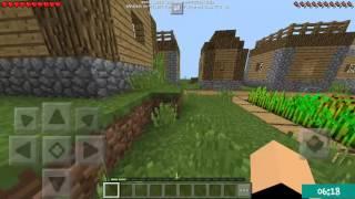 getlinkyoutube.com-Explorando a stronghold - Minecraft pe Meu Mundo