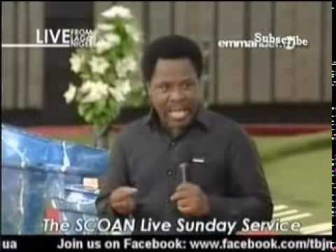 SCOAN 16 Mar 2014: Prayer Point By Prophet TB Joshua, Mass Prayer For All Nations, Emmanuel TV