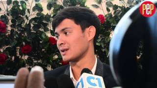 "Matteo Guidicelli: ""My head is so full of Sarah."""