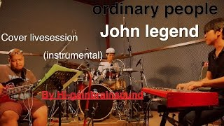 getlinkyoutube.com-Ordinary People - john legend (instrumental)cover(live in Thailand)by Hi-gain brainsound