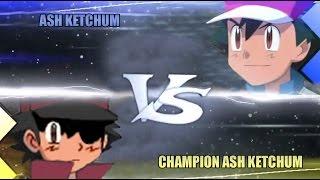 getlinkyoutube.com-Pokemon Omega Ruby & Alpha Sapphire [ORAS] WiFi Battle: Ash Vs Ash Champion