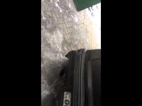 Где находится датчик положения педали газа в Opel Кадет
