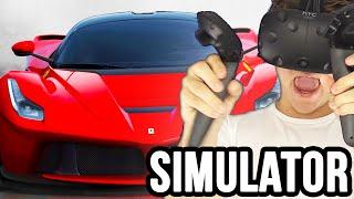 getlinkyoutube.com-CAR MECHANIC VR SIMULATOR!