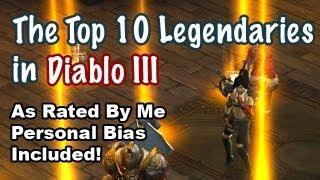 getlinkyoutube.com-The Top 10 Best Legendaries in Diablo 3 PC - Legendary & Set Items