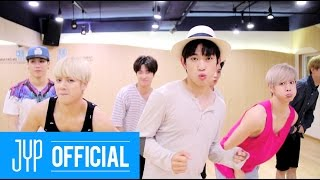 "getlinkyoutube.com-GOT7 ""Just right(딱 좋아)"" Dance Practice #2 (Just Crazy Boyfriend Ver.)"