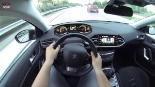 getlinkyoutube.com-Peugeot 308 1.2 PureTech İncelemesi