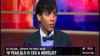 CBS Interview of Author & CEO RJ Tolson (WUSA9 - DC) - @RJTolson