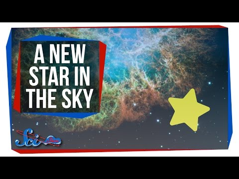 There's Going to Be a New Star in the Sky