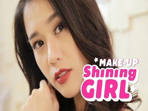 Makeup Shinning Girl