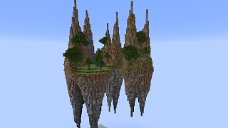 getlinkyoutube.com-Building With Grian - Floating Islands!