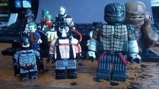 getlinkyoutube.com-Custom Lego Batman Minifigures and Package from Batman Arkham Knight 13