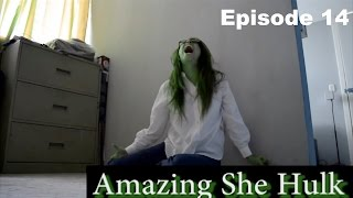 getlinkyoutube.com-AMAZING SHE HULK - EPISODE 14 - Season 2