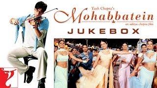 getlinkyoutube.com-Mohabbatein - Audio Jukebox