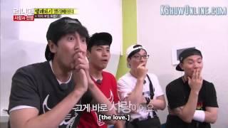 getlinkyoutube.com-[ENGSUB] Haha and Byul pick the same floor | Running Man 251