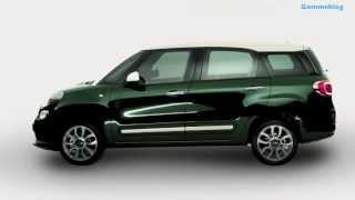 getlinkyoutube.com-Fiat 500L Living: CARATTERISTICHE TECNICHE
