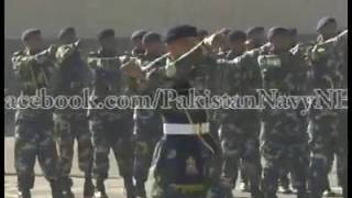 49th basic Pak Marines course passing out prade