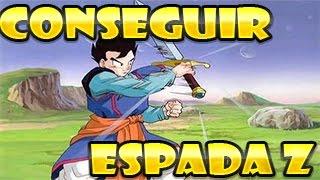 getlinkyoutube.com-Guia | Conseguir Espada Z | Dragon Ball Xenoverse