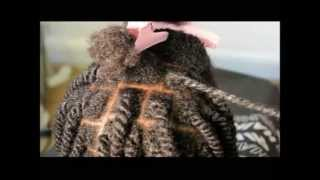 getlinkyoutube.com-NATURAL TWO STRAND TWIST FOR AFRO & MIXED RACE HAIR - PAIN-FREE