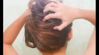 getlinkyoutube.com-Best Hair Dye To Lighten Freshly Dyed Dark Hair At Home