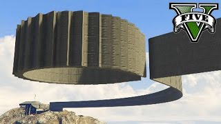 getlinkyoutube.com-GTA V Online: WALLRIDE da VELOCIDADE no MOUNT CHILIAD! #208
