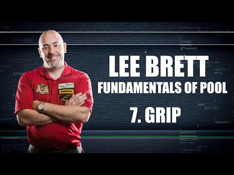 APA Lee Brett Instruction - Lesson 7 - The Grip