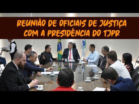 Comissão será criada para atender pleitos dos Oficiais de Justiça