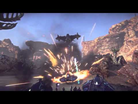 PlanetSide 2 - E3 2012 Empires at War Official Trailer