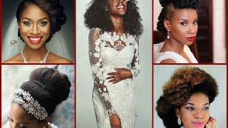 getlinkyoutube.com-Black Women Wedding Hairstyles - 40 Beautiful Updos