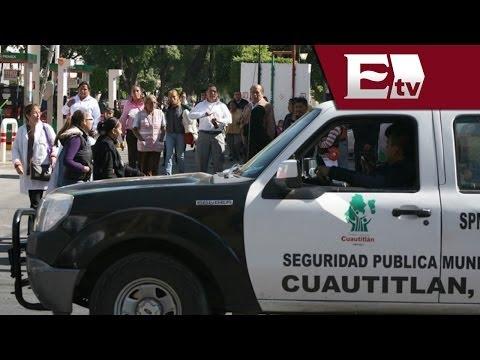 Cuerpos ejecutados son encontrados en la carretera de Cuatitlán Izcalli/ Titulares