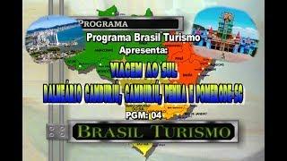 Brasil Turismo-Balneário, Camburiú, Penha, Pomerode-SC.2020