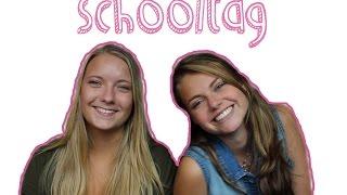 getlinkyoutube.com-Schooltag met Anouk van Brugklas | GirlsWorldProblems